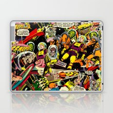 Unexpected - Part III [Final Chapter: Space Riot] Laptop & iPad Skin