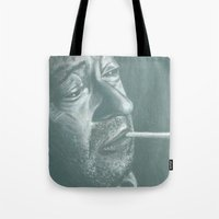 serge&gitane! Tote Bag