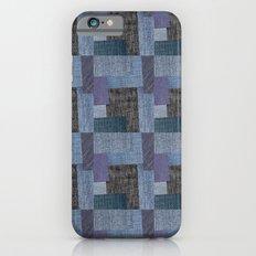 denim iPhone 6 Slim Case