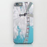 eye in the sky... iPhone 6 Slim Case