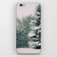 Winter Daydream #3 iPhone & iPod Skin
