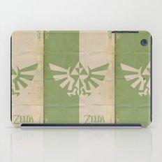 Legend of Zelda: Triforce iPad Case