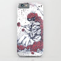 iPhone & iPod Case featuring The color of the flowers by Luciana Perrina