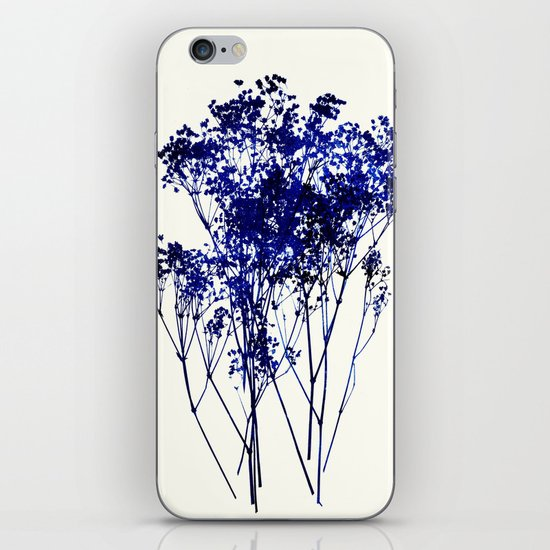 babys breath 1 iPhone & iPod Skin