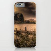 iPhone & iPod Case featuring Loch Ard at Sunset by Paul & Fe Photography