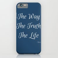 Way, Truth, Life iPhone 6 Slim Case