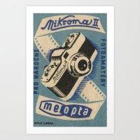 MBC: Mikroma Art Print