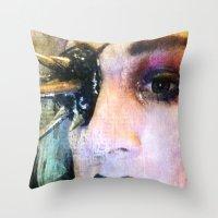 gender Throw Pillow