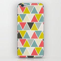 Triangulum iPhone & iPod Skin