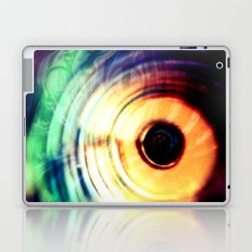 حلقه های رنگارنگ Laptop & iPad Skin