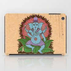 peace ganesh iPad Case