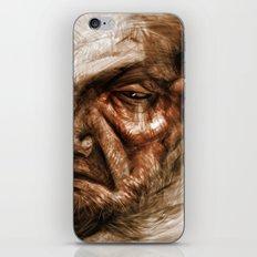 Wise Oldman iPhone & iPod Skin