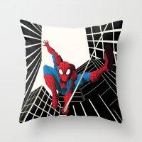 Amazing Throw Pillow