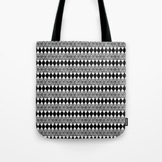 Not Another Triangle Pattern Tote Bag