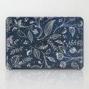 Metallic Floral iPad Case