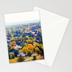miles of trees Stationery Cards
