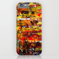 iPhone & iPod Case featuring Autumn by Claudia McBain