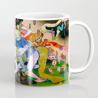 lvl up Mug