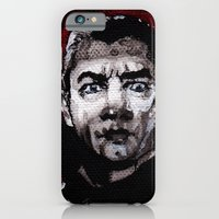 iPhone & iPod Case featuring Dracula by danberberich