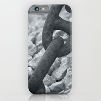 iPhone & iPod Case featuring Chains by Leffan