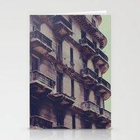 Missing Balcony Stationery Cards