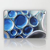 Blue-1 Laptop & iPad Skin