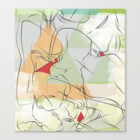 G4 Canvas Print