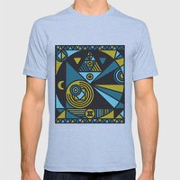 Witchcraft Alchemist Mens Fitted Tee Athletic Blue SMALL