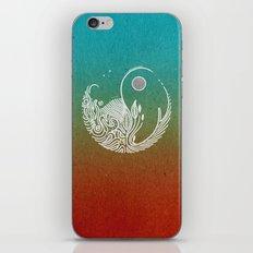 Wandering Days iPhone & iPod Skin