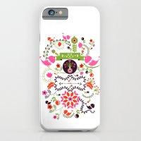 Bird Love iPhone 6 Slim Case