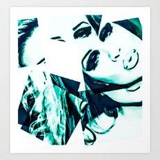 Soul Candy (electric) Art Print