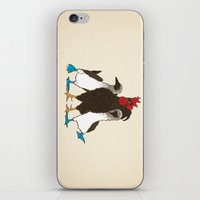 Russian Massage iPhone & iPod Skin