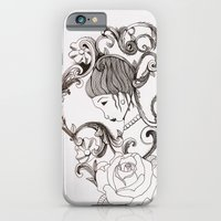 iPhone & iPod Case featuring Mirror by Bake
