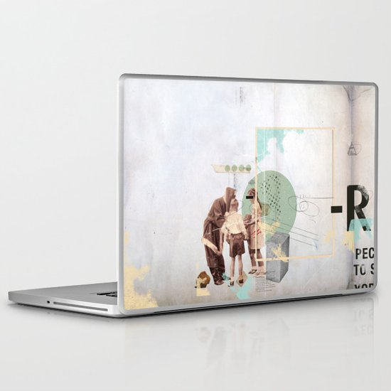 matthewbillington.com Laptop & iPad Skin