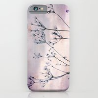 iPhone & iPod Case featuring evening stars by Iris Lehnhardt