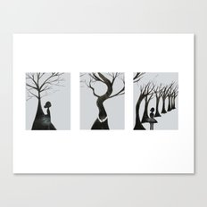 Trouble will find me Canvas Print