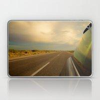 The Road Traveled Laptop & iPad Skin