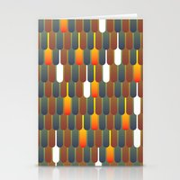 Abstract 23 Stationery Cards