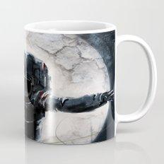 Lunar Figure  Mug