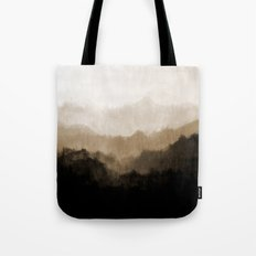 Old Mountain Tote Bag