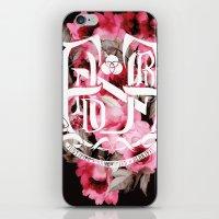 ENDURE SANCTIFIED iPhone & iPod Skin