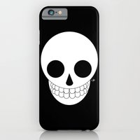 iPhone & iPod Case featuring Skull by JEDArts by J. Eric Dunlap
