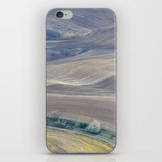 Palouse Abstract II iPhone & iPod Skin