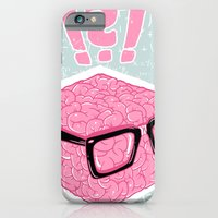 iPhone & iPod Case featuring Brainbox by Doyle Raw Meat