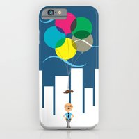 iPhone & iPod Case featuring Up, up, and away! by Mouki K. Butt