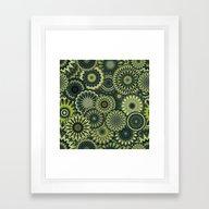 Mandala 159 Framed Art Print