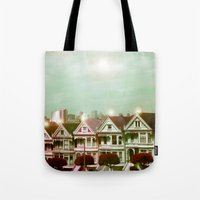 Painted Ladies - remix Tote Bag