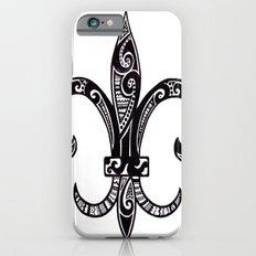 Fleur Di Lis  iPhone 6 Slim Case