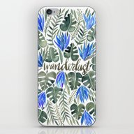 Tropical Wanderlust – … iPhone & iPod Skin