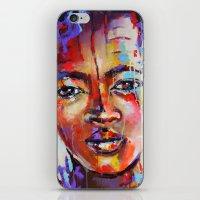 Closer - Portrait Of A B… iPhone & iPod Skin